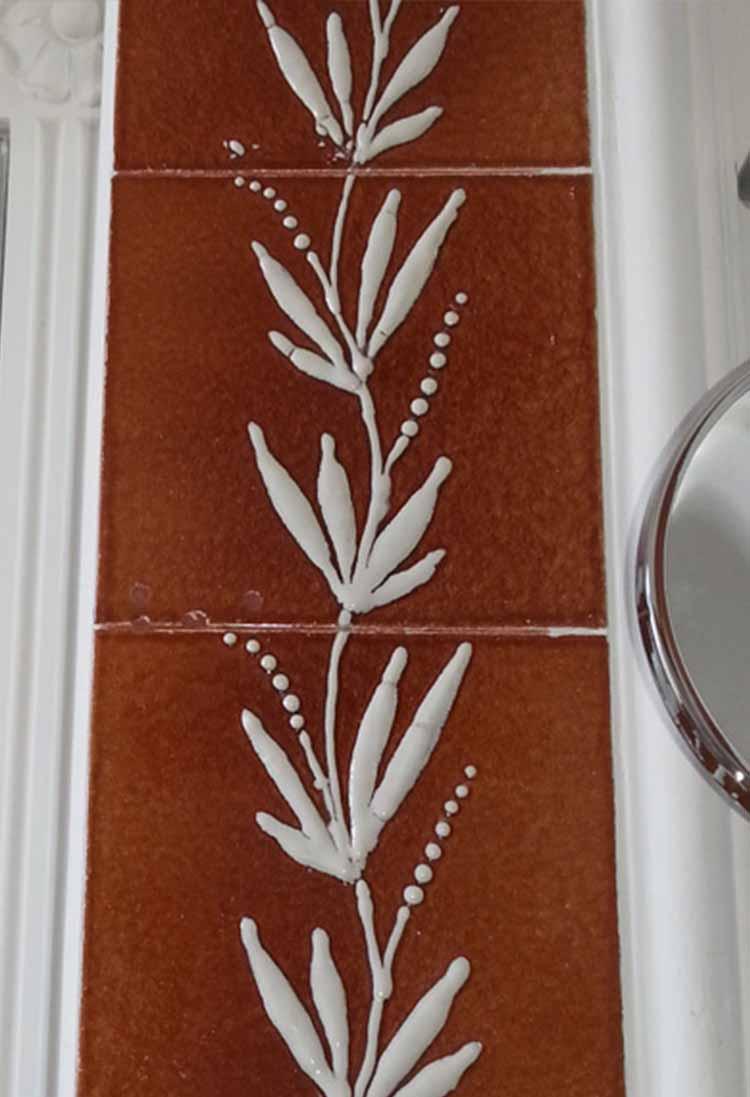 Ambientazione Ceramica Napoli - Ceramica Laperuta